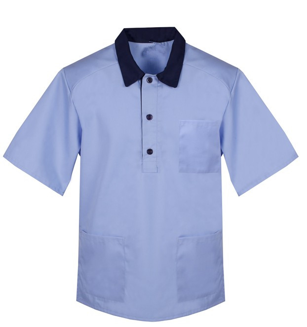 Medical Scrub shirt style